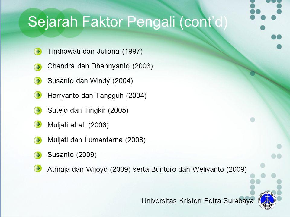 T plastis = 2,967 T elastis + 0,313  OK untuk bangunan beraturan Rumus Akhir T plastis dan FP Universitas Kristen Petra Surabaya