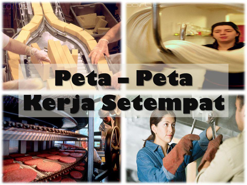 PETA PEKERJA-MESIN