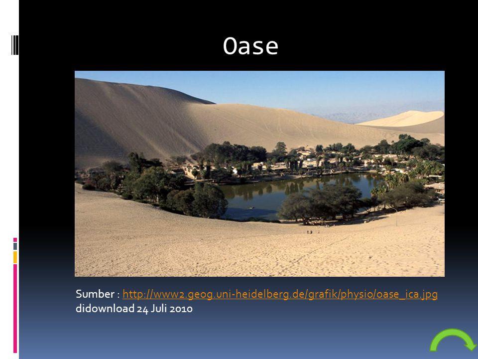 Oase Sumber : http://www2.geog.uni-heidelberg.de/grafik/physio/oase_ica.jpghttp://www2.geog.uni-heidelberg.de/grafik/physio/oase_ica.jpg didownload 24