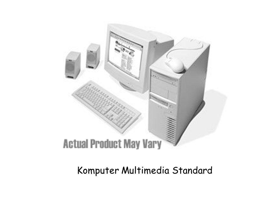 Komputer Multimedia Standard