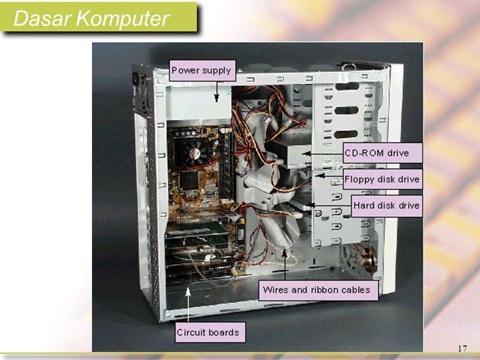 Dasar Komputer 17