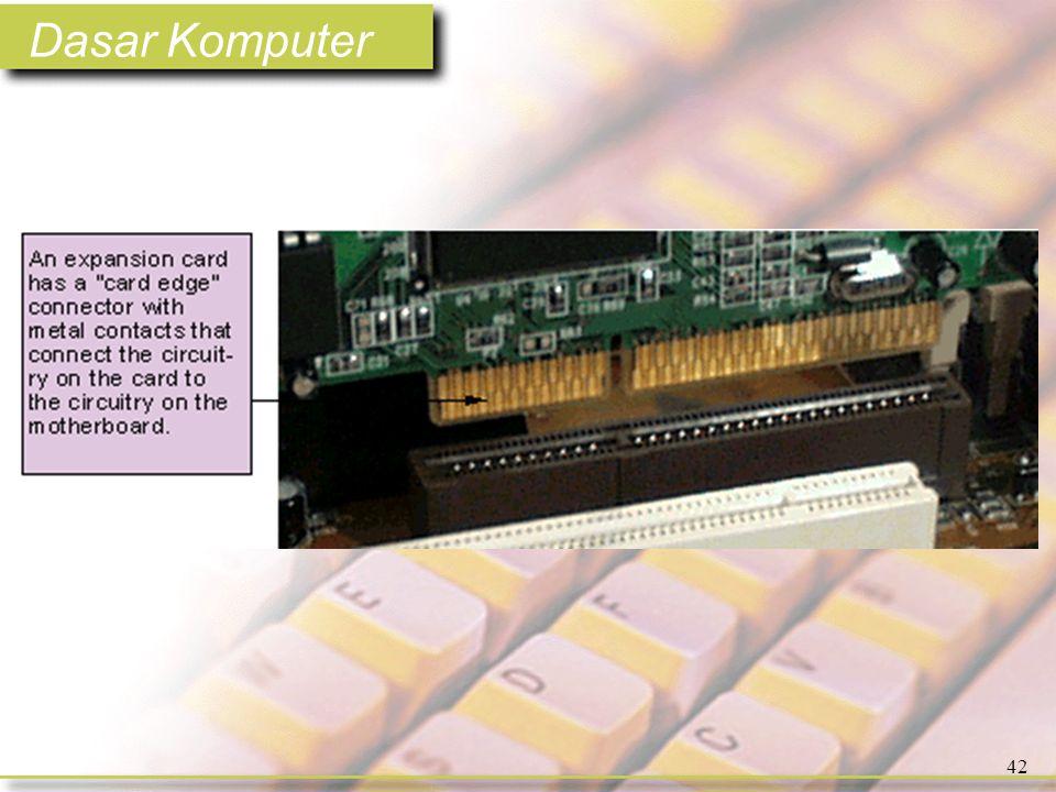Dasar Komputer 42