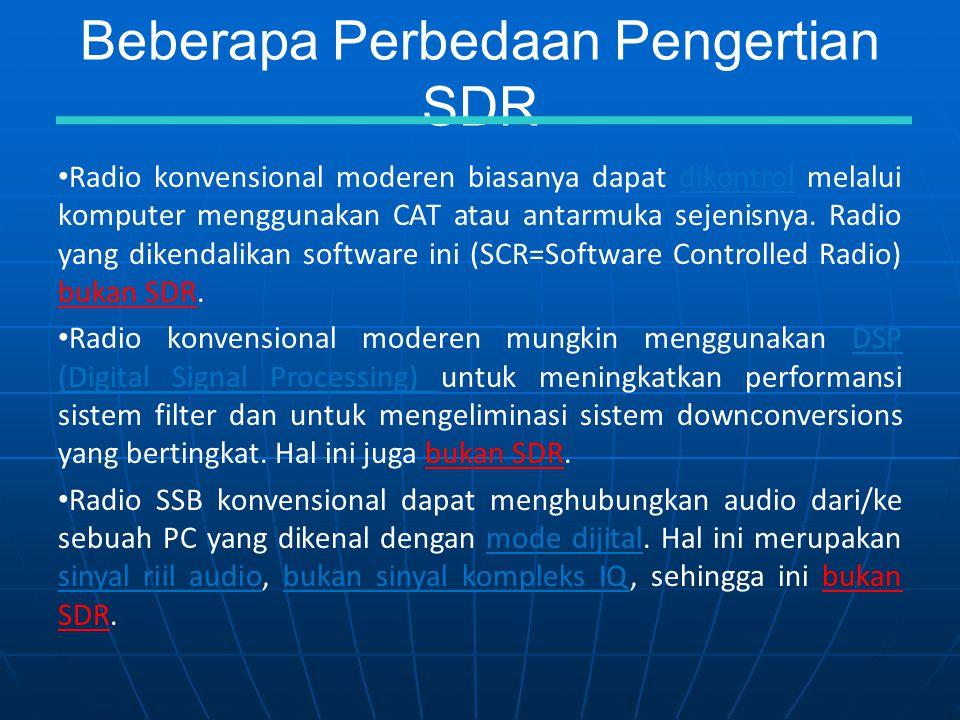Perkembangan Standar Sistem Radio (IEEE 1901 - Draft)