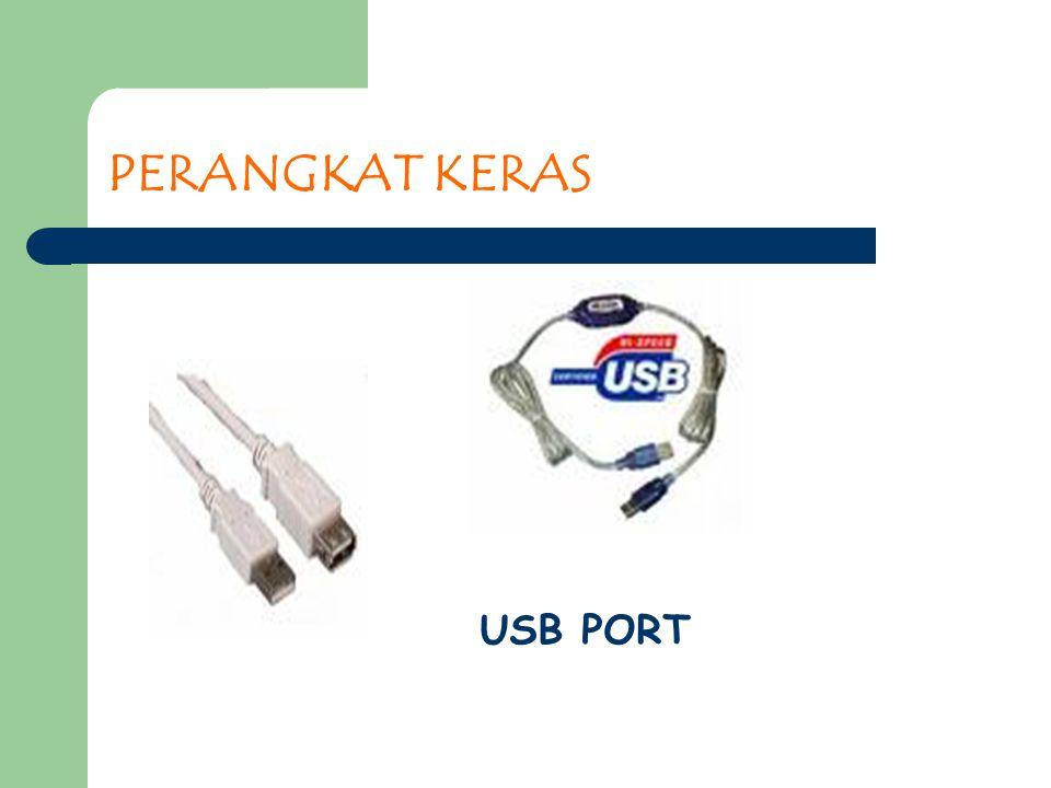 PERANGKAT KERAS USB PORT