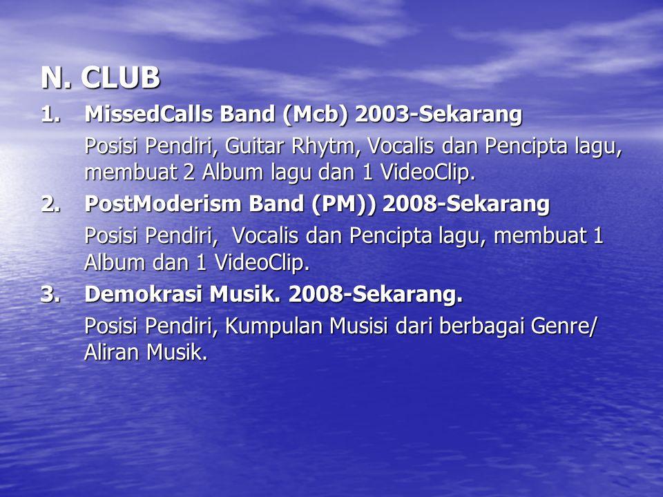 N.CLUB 1.