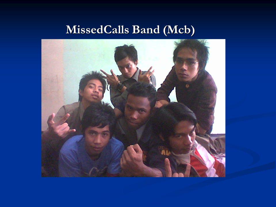 MissedCalls Band (Mcb) MissedCalls Band (Mcb)