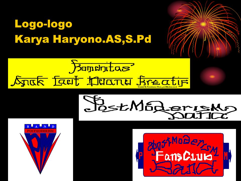 Logo-logo Karya Haryono.AS,S.Pd