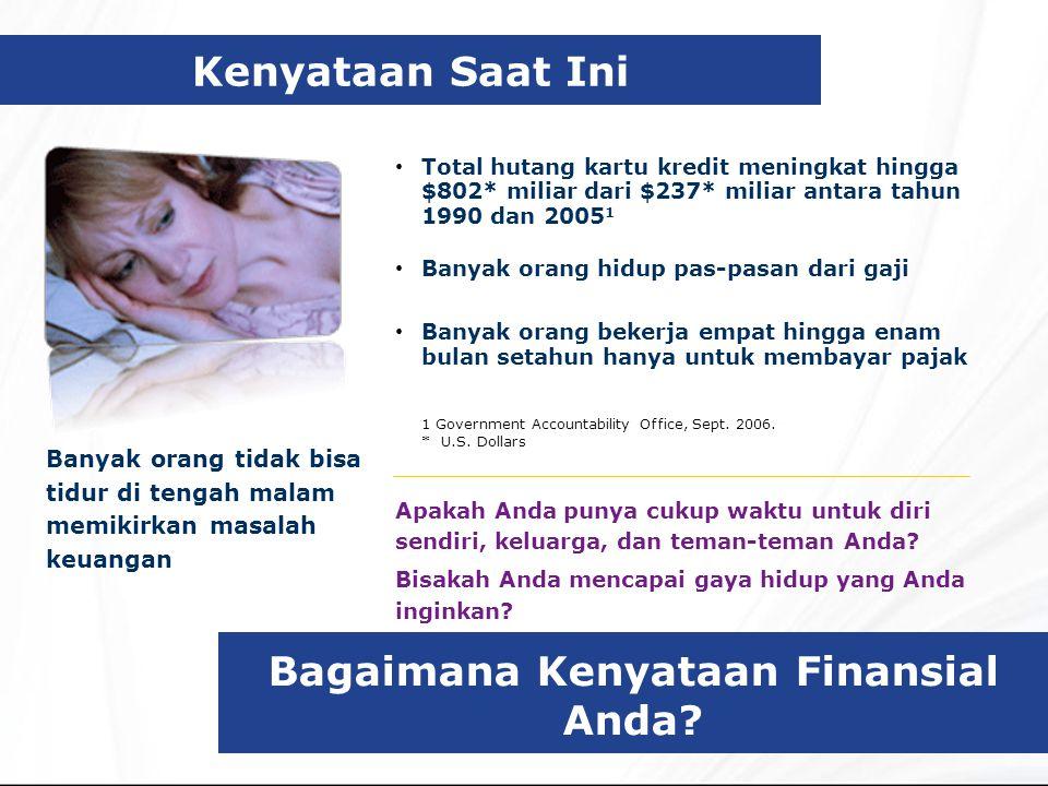 Bagaimana Kenyataan Finansial Anda.