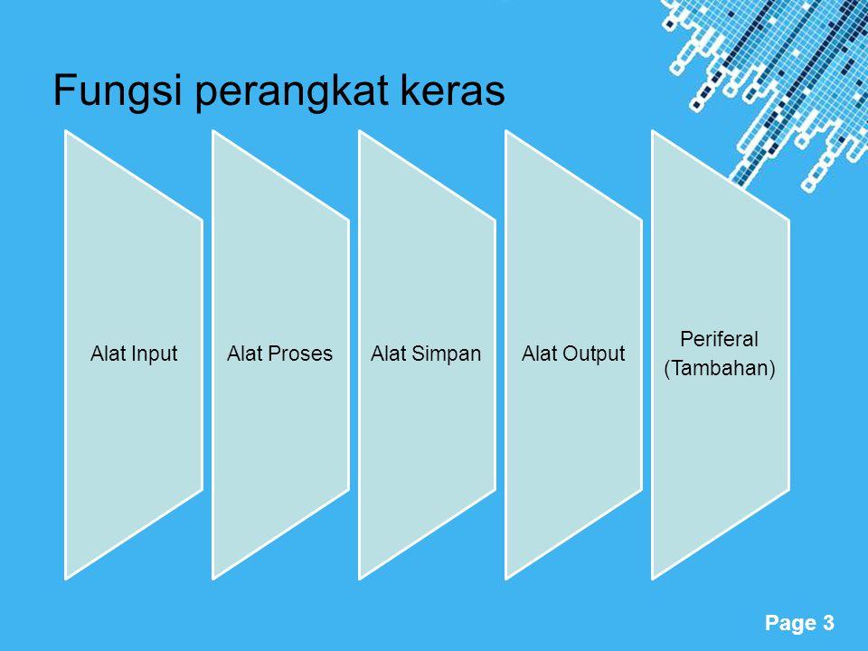 Powerpoint Templates Page 34 Speaker PC •Terhubung dengan Komputer PC atau Laptop HeadPhone •Bisa dihubungkan dengan Ponsel maupun Komputer PC •Memiliki mikrofon untuk recording.
