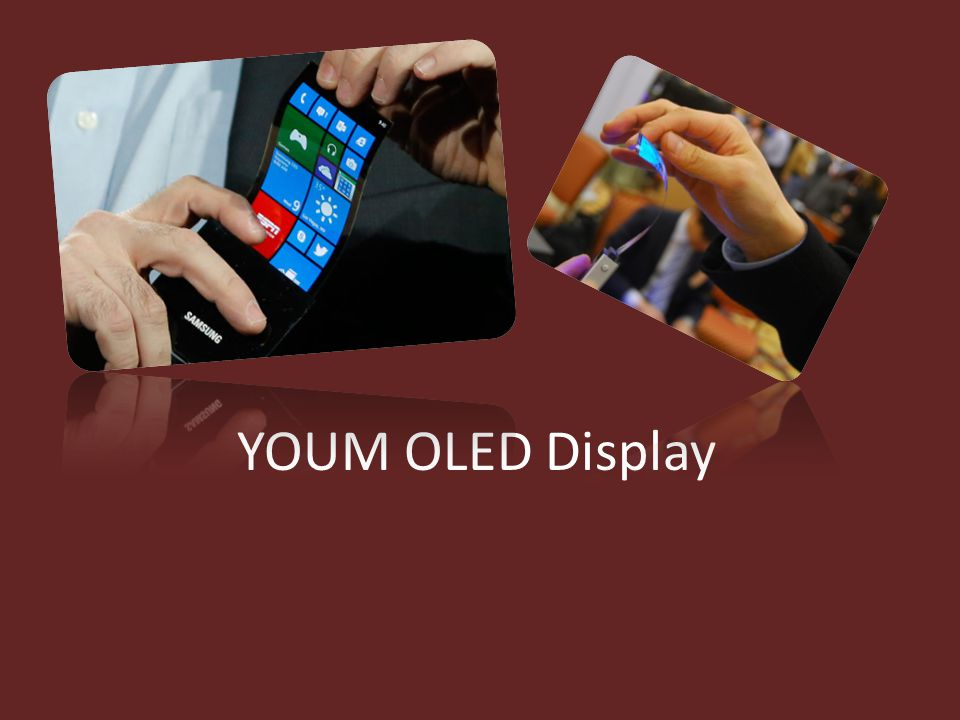 YOUM OLED Display