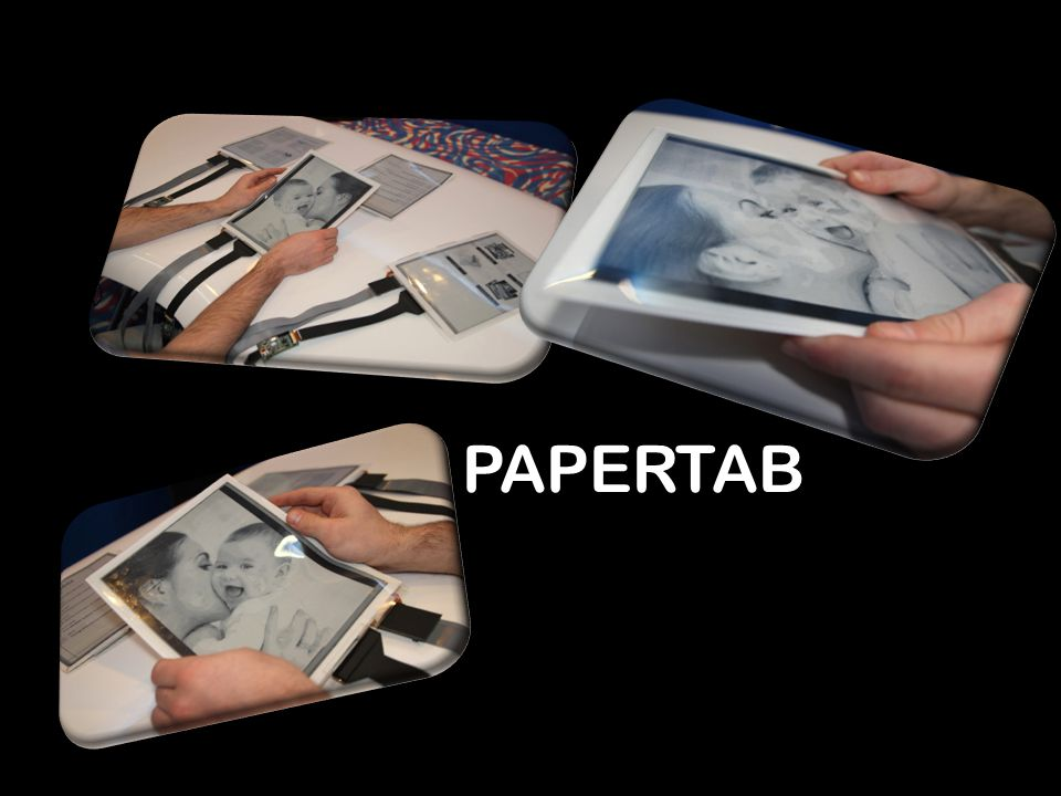 Bentuk terobosan Tablet yang lebih fleksibel dengan resolusi yang sangat tinggi yaitu, 10.7- inch dengan prosesor intel Core i5, dan dengan inovasi, dapat mengerjakan lebih dari satu dokumen.