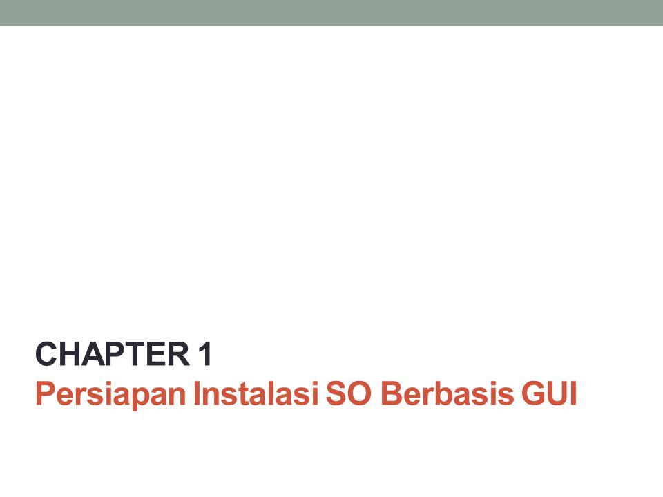 Media yang digunakan untuk instalasi • Biasanya kita kalau mau instal ulang windows atau instal OS linux pasti harus di Burn dulu ke CD.