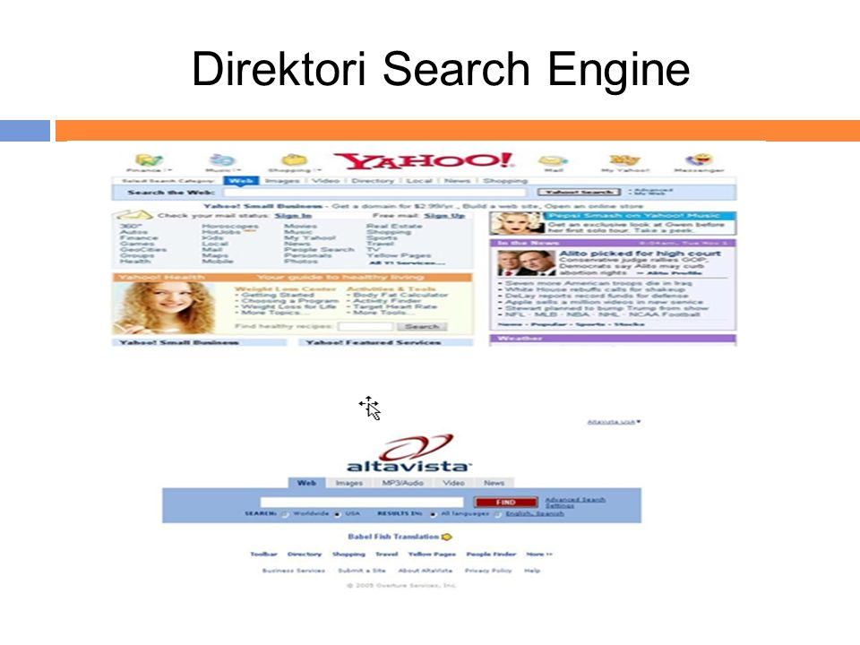 Direktori Search Engine