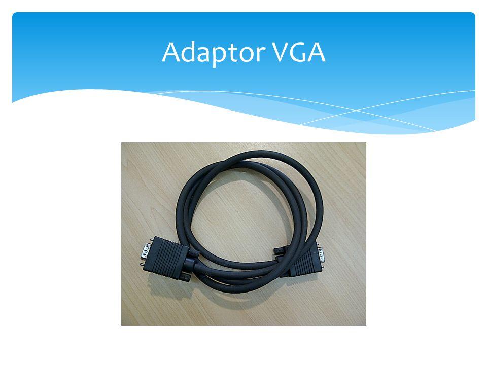 Adaptor VGA