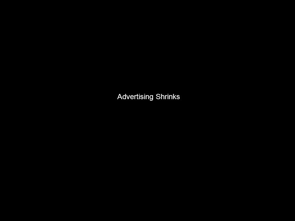 Advertising Shrinks