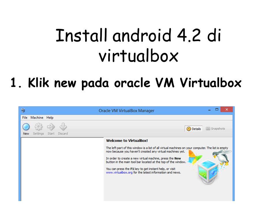 2. Pada form welcome ti the new virtual machine wizard, pilih next.