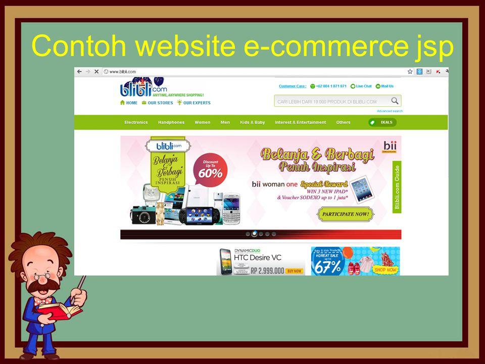 Context •Sebuah Context adalah sebuah aplikasi Web yang terpisah, berdiri sendiri, independen.