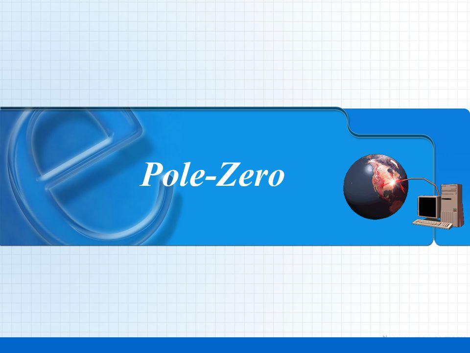 Pole-Zero