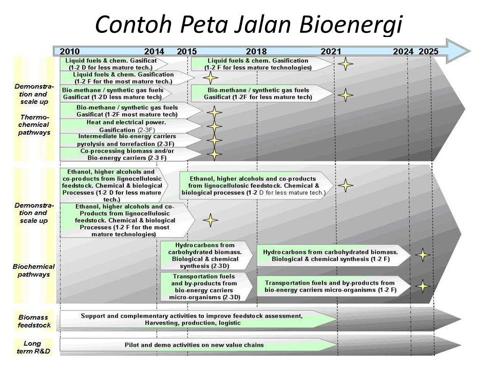 Contoh Peta Jalan Bioenergi 10