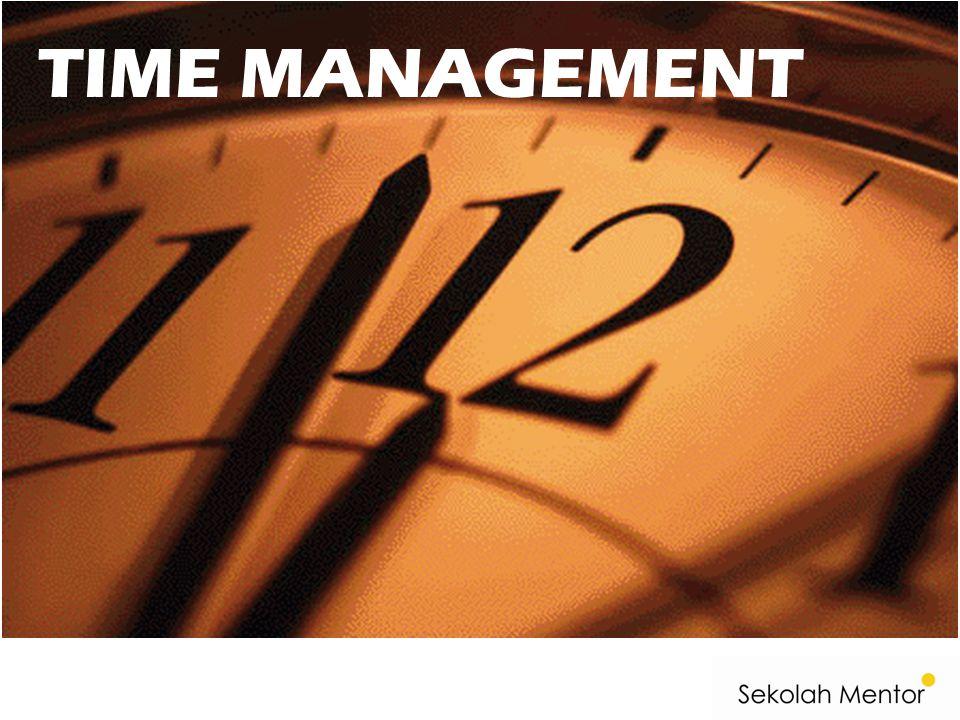 Bagaimana Manajemen Waktu.