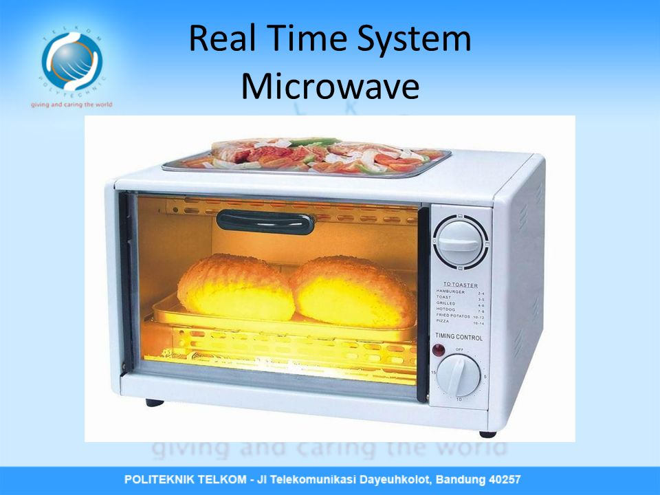 Real Time System Microwave