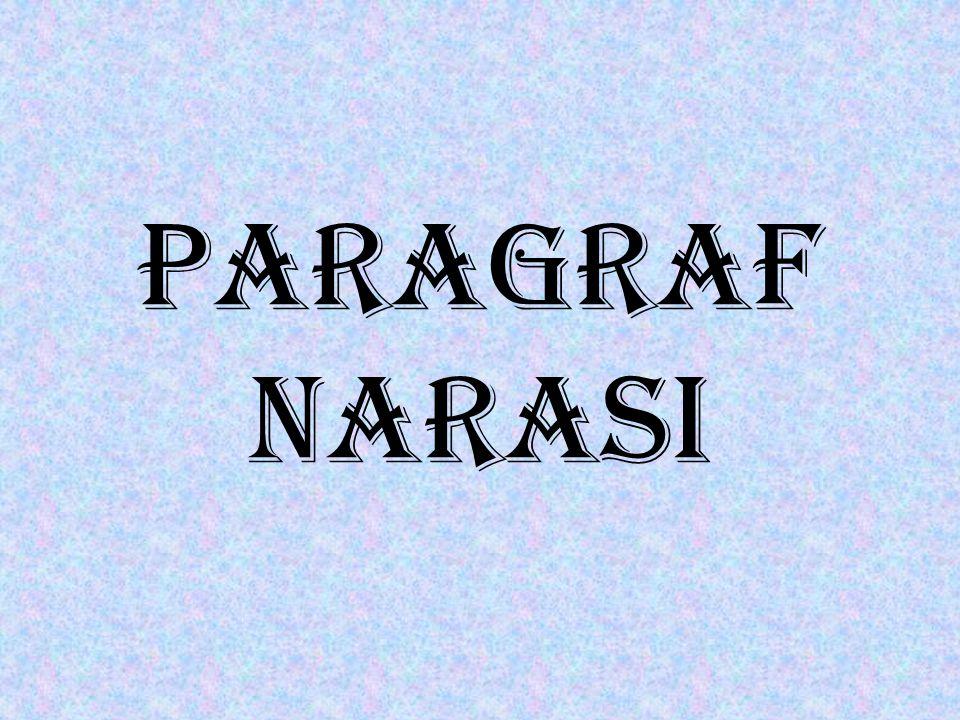 PARAGRAF NARASI