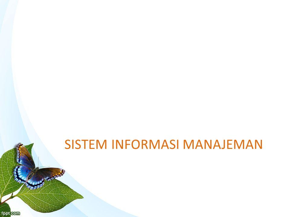 DISKRIPSI • Sistem informasi yang menyediakan laporan- laporan bagi pihak manajemen berdasarkan pemrosesan transaksi dan operasi-operasi yang ada dalam Organisasi.