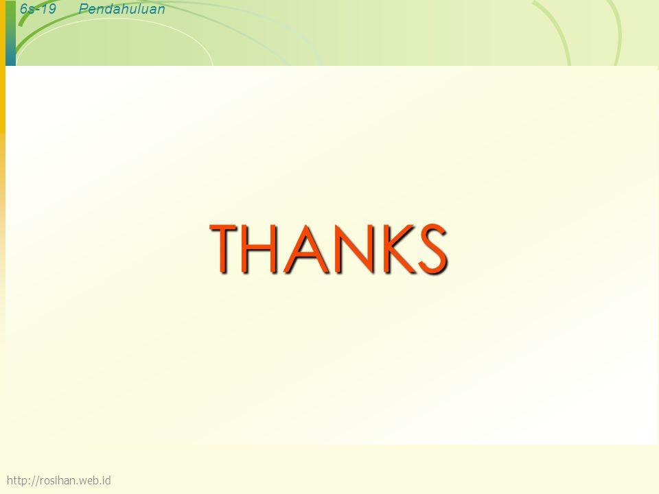 6s-19Pendahuluan THANKS http://rosihan.web.id
