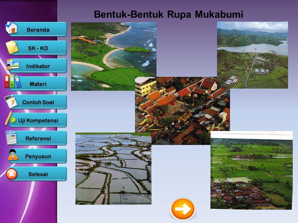 Bentuk-Bentuk Rupa Mukabumi