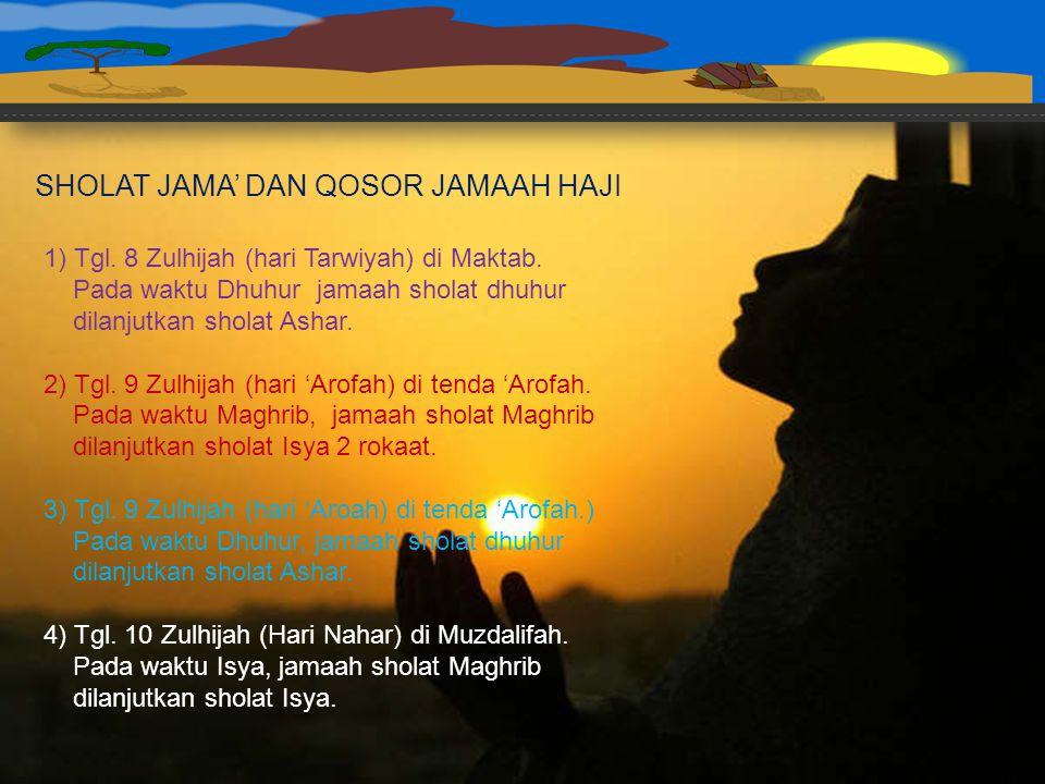 Eman, s, materi manasik haji dan umrah, thaharoh.