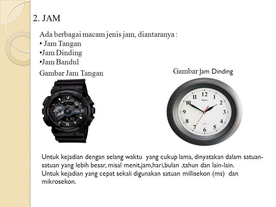 ALAT UKUR WAKTU STOPWATCH Stopwatch memiliki ketelitian mulai dari 1 detik, 1/10 detik hingga 1/100 detik