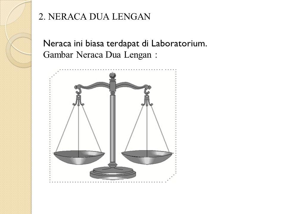 ALAT UKUR MASSA 1.NERACA PASAR Neraca yang biasa digunakan di pasar tradisional. Cara pemakaiannya yaitu dengan meletakkan benda yang akan ditimbang d
