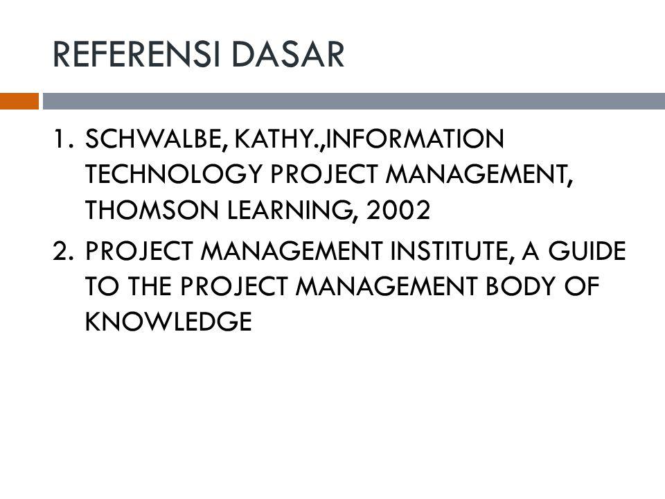 Tidak semua pengetahuan dalam manajemen umum dipakai, karena adanya perbedaan 36 ProyekKegiatan operasi KegiatanUnik, tidak berulangBerulang Pola waktuSementaraTerus menerus Fokus pelaksanaan Integrasi berbagai kegiatan dan sumber daya Sebagai kegiatan sehari-hari