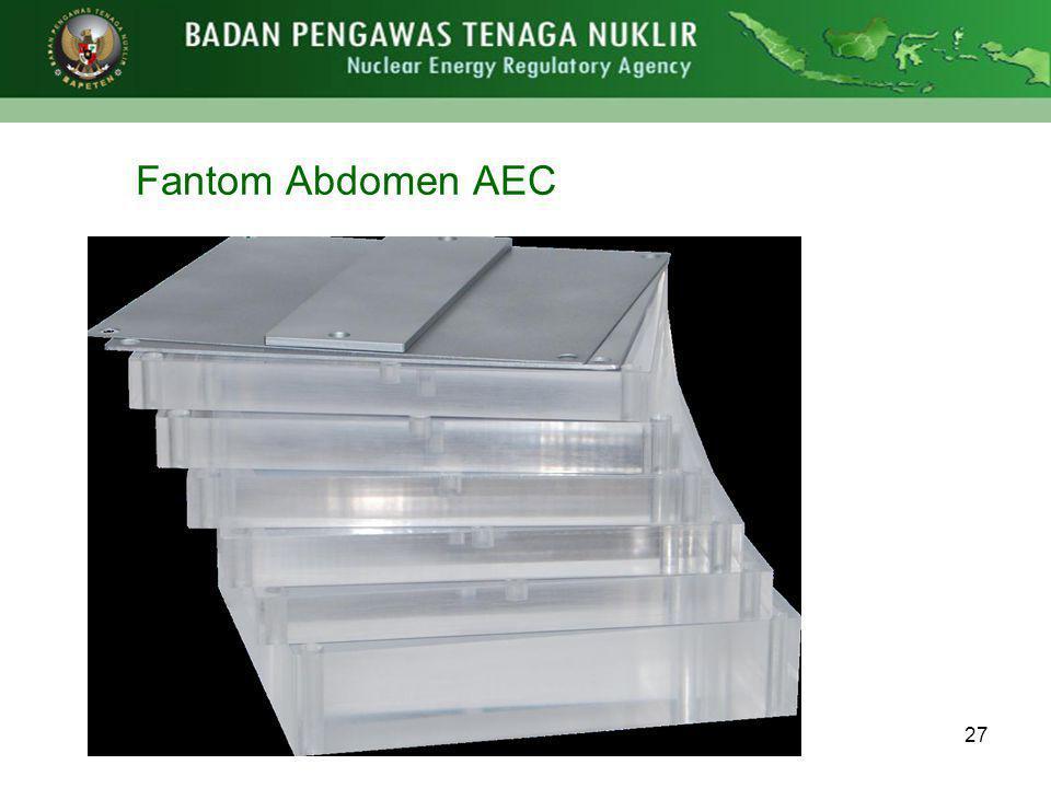 27 Fantom Abdomen AEC