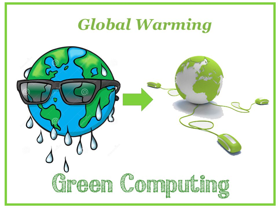 Cloud Computing Mengapa Cloud Computing termasuk ke dalam Green Computing?