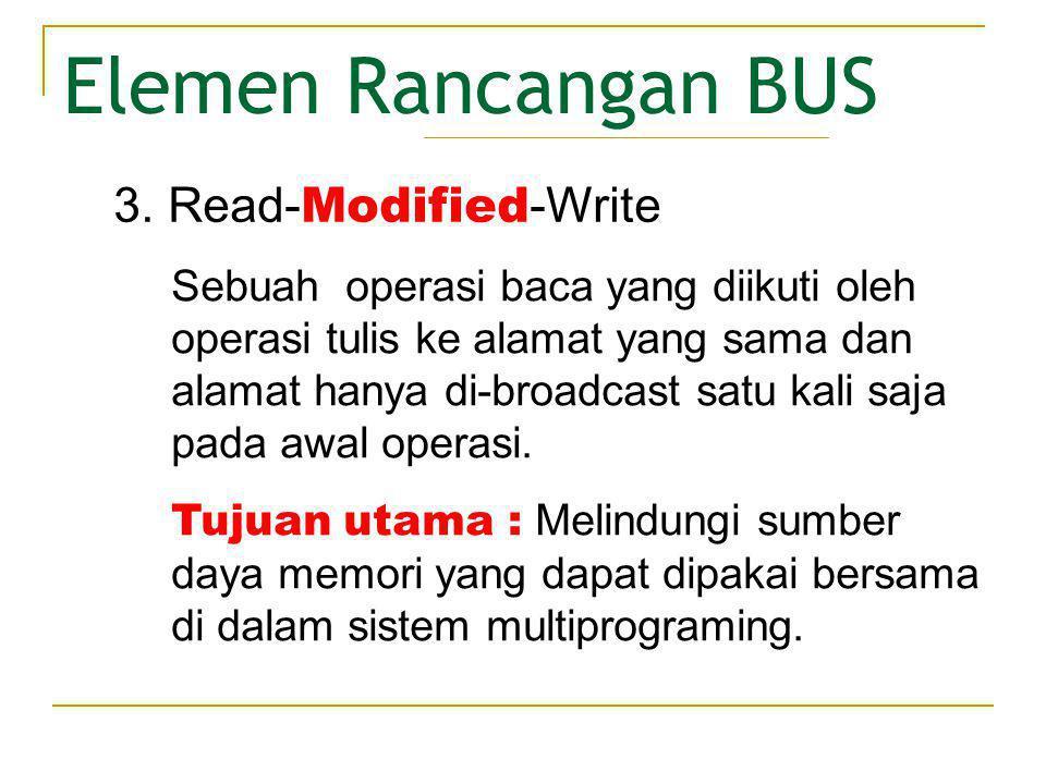 Elemen Rancangan BUS 4.