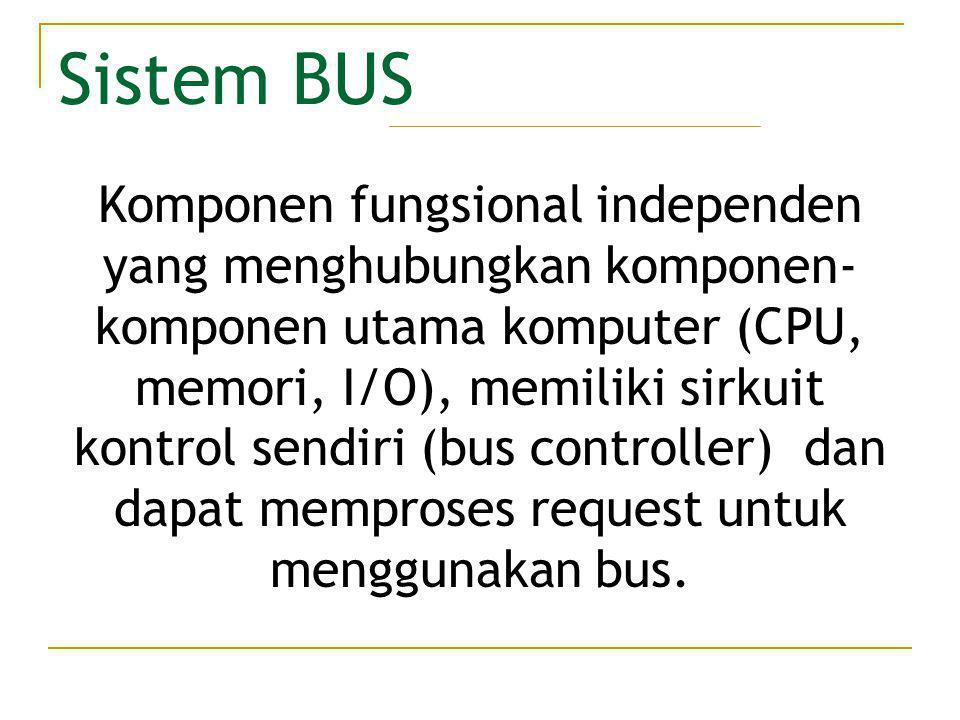 Struktur BUS 1.