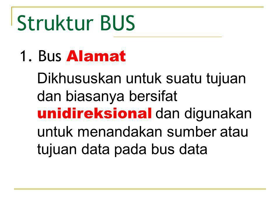 Struktur BUS 2.