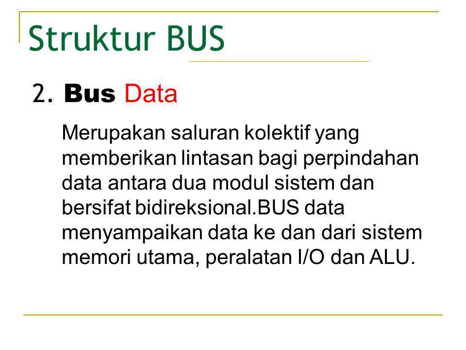 Struktur BUS 3.