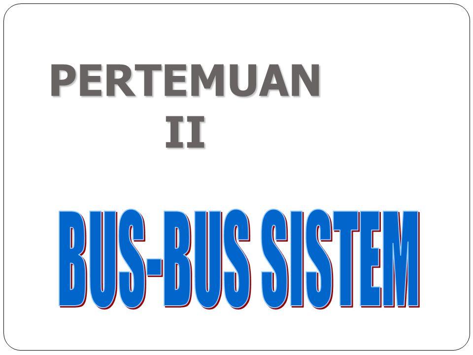 Elemen-elemen Rancangan BUS A.