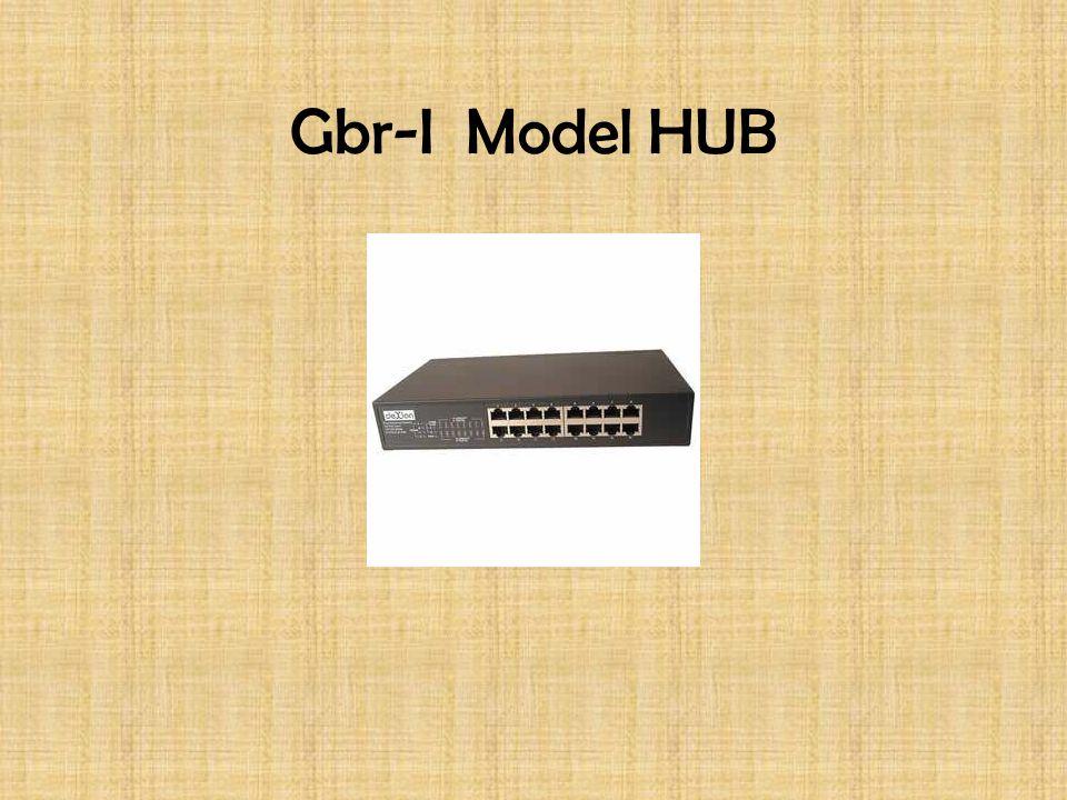 Gbr-I Model HUB