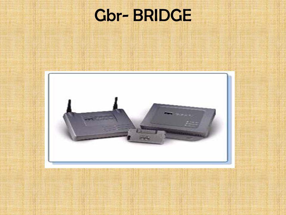 Gbr- BRIDGE