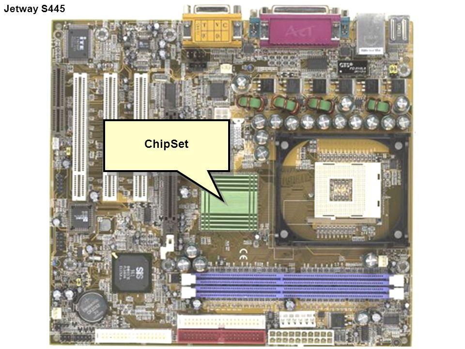 ChipSet Jetway S445
