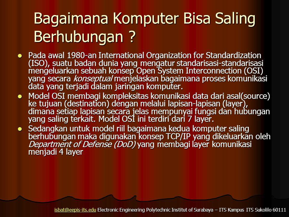 isbat@eepis-its.eduisbat@eepis-its.edu Electronic Engineering Polytechnic Institut of Surabaya – ITS Kampus ITS Sukolilo 60111 isbat@eepis-its.edu Bag