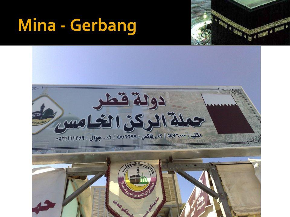Mina - Gerbang