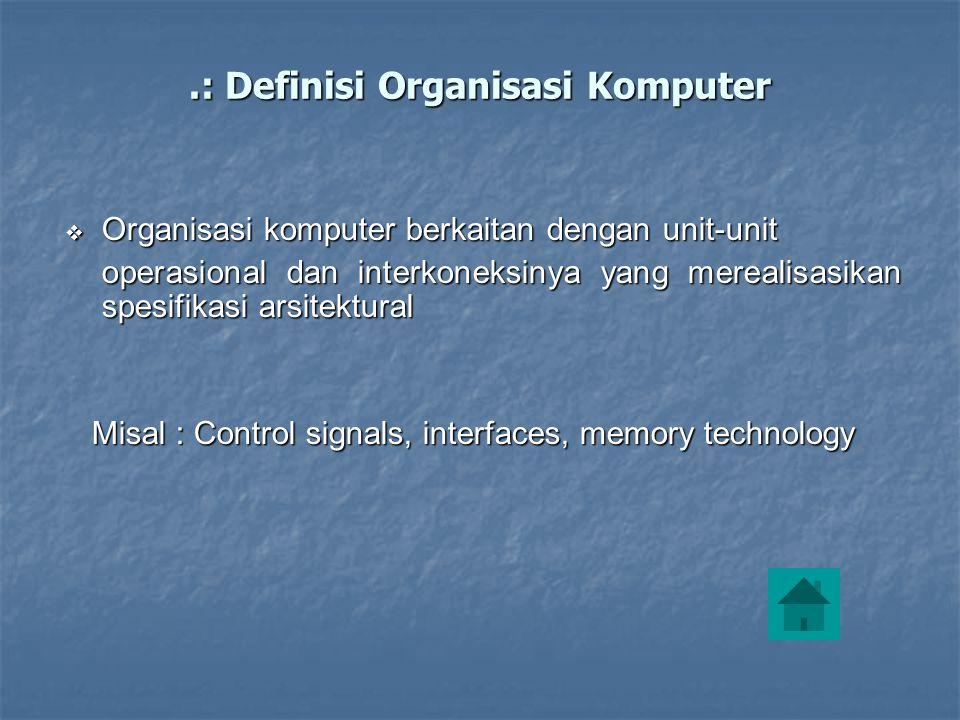 KOMPUTER GENERASI KEEMPAT (1980) Setelah IC, tujuan pengembangan menjadi lebih jelas: mengecilkan ukuran sirkuit dan komponen-komponen elektrik.