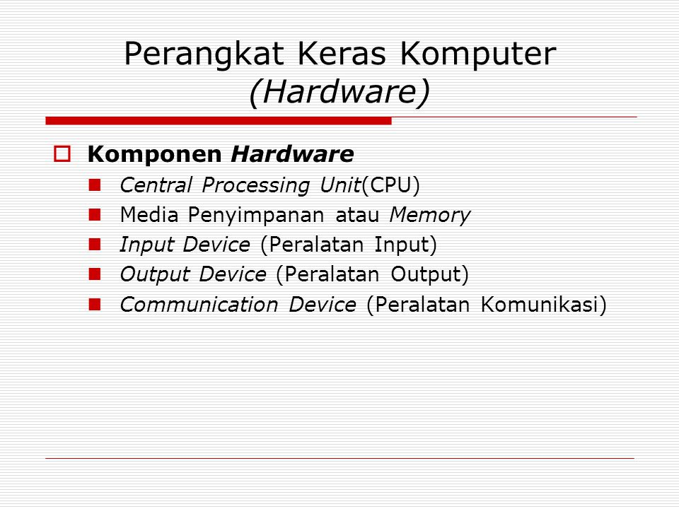 Internet, Intranet, Ekstranet (cont.)  World Wide Web  Browser  Offline Browser  Mesin Pencari (Search Engine)  Push Technology  Penyaring Informasi  Clipping Services  Personalized Web Service  Web Authoring  Tantangan-tantangan Internet  Teknologi-Teknologi Baru  Peraturan Internet  Ekspansi Internet  Internet Privacy
