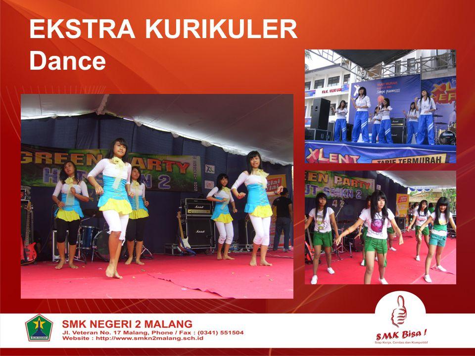 EKSTRA KURIKULER Dance