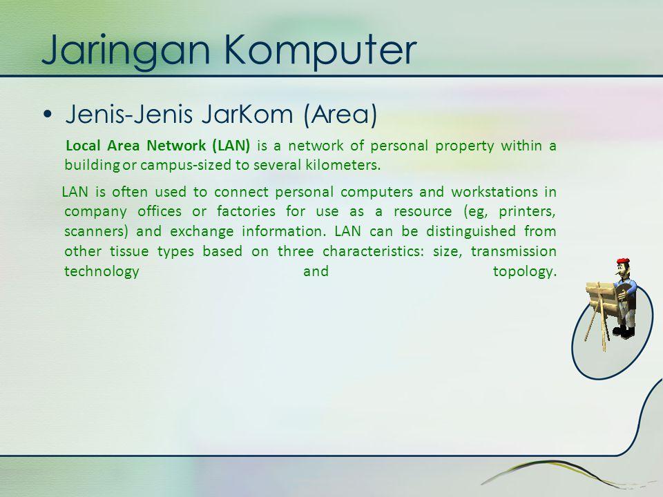 •Definisi Hubungan antar komputer berdasarkan cara pengkabelan secara fisik.