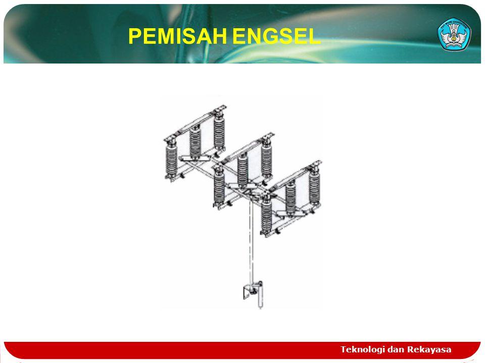 Teknologi dan Rekayasa PEMISAH ENGSEL